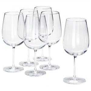Бокал для красного вина, прозрачное стекло 68 сл СТОРСИНТ